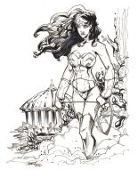 2012 WONDERWOMAN by rantz