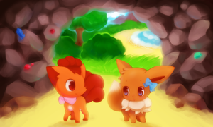 Let's Go Exploring by drill-tail