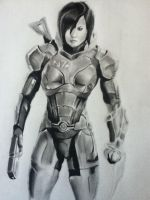 FEM SHEP by BENEFIELDAVON