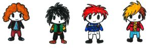 My Chemical Romance - DANGER DAYS by Ink-Is-My-Weapon