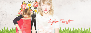 Taylor Swift Facebook Cover by sarekubra