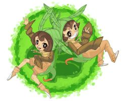 Chespin by e-hima