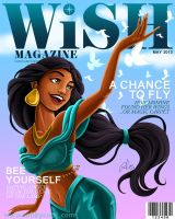 WiSH Magazine: Jasmine Edition by racookie3