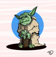 A Disturbance In The Force by shamazindustries