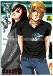 Couple DEVIANTART and Fellas by PhazonRidley