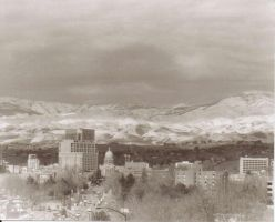 Boise by snickydoodle