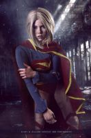 Supergirl IV - New 52 - DC Comics by WhiteLemon