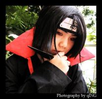 Uchiha Itachi Cosplay - 01 by MissExorcist