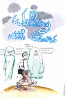 Walking with ghosts by Anorya