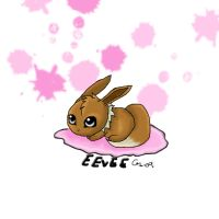 Eevee by SweetCorre
