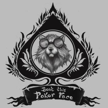 Poker Face by PaladinPainter