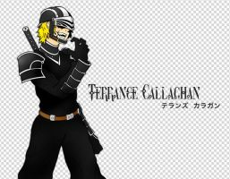 Terrance Callaghan by Hantwo