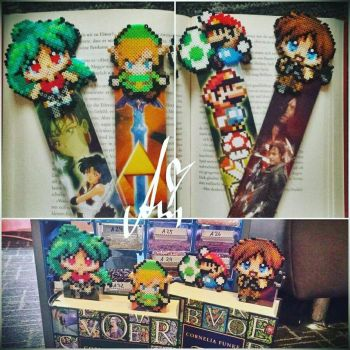 Bookmarks by Awi87