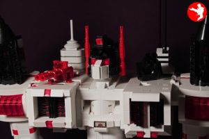 LEGO Transformers Masterpiece Metroplex 2015 - 013 by Dejin-Art