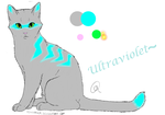 Ultraviolet -ADOPTABLE!- by TrisKat