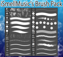 iSmellMusic's Brush Pack by iSmellMusic