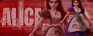 Alice: Madness Returns by Kazi-San