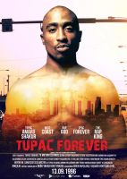 Tupac by DemircanGraphic