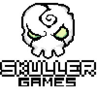 Skuller Games Logo (no animation for now -w-) by SrGrafo