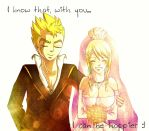 Request: Laxus x Lucy by sandra020