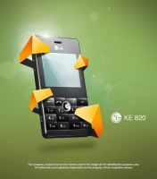 LG ke820 Wallpaper by Fedrick