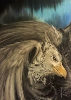 Hippogriff by SkiAr7sy