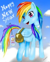 Happy New Year 2013 by Dashy21