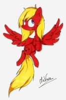 Commision - Sunrise Tune by MrVava63