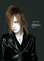 Uruha - The GazettE by U-ryuuzaki