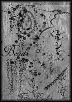 Beads Brushes by Falln-Stock