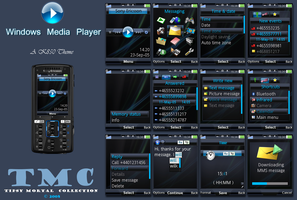 Windows Media Player by tipsymortal
