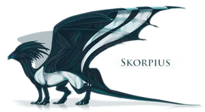 Skorpius by Foxiful