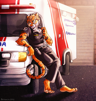 Call 911 by AeroSocks