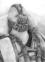 Bane finished by CecilieAusland