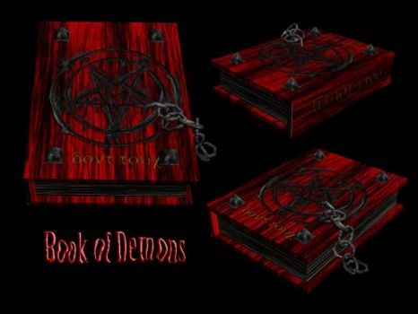 Book of Demons by KowBasher