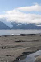 Alaska Beach 3 by prints-of-stock