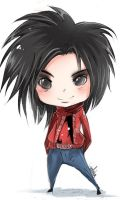 Chibi: Bill Kaulitz by Lancoise