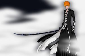 Bleach 475-Ichigo by Salty-art