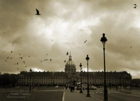 Oh Paris by Lethalxr0se