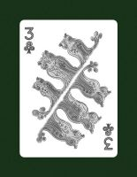 3 Of Clubs AKA 3 Of Air by LineDetail