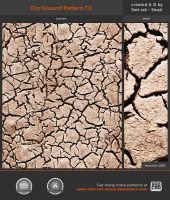 Dry Ground Pattern 7.0 by Sed-rah-Stock