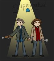 Supernatural Time by Drunkfu