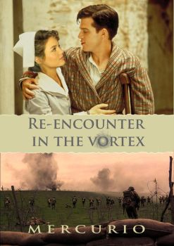 Re-encounter in the Vortex (Book cover) by nmarquez72