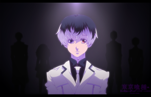 Sasaki Haise by PressureDeath