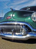 buick eight by 3dueces