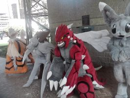 Pokemon Furries ^w^ by Shadarkness