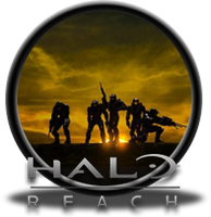 Halo Reach Button by GAMEKRIBzombie