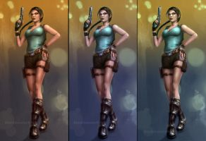 Lara's set by BlackAssassiN999