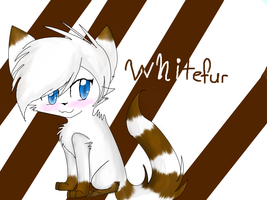Whitefur (ID) by Blue-Ink-Splatter
