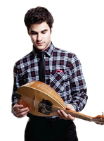 +Darren Criss PNG| by ValeHooligan